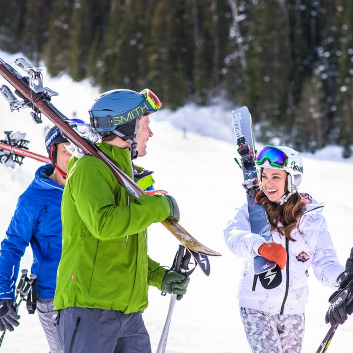 SKI WITH A FRIEND TICKETS - As a valued pass holder, you get six Ski-With-A-Friend (SWAF) varying discount tickets loaded onto your pass for friends and family. These tickets are automatically loaded onto your Season Pass. Click 'Learn More' to check the updated SWAF pricing for the remainder of the season.