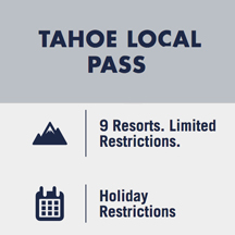 Epic Tahoe Local Pass