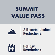 Epic Summit Value Pass