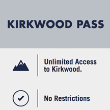 Epic Kirkwood Pass