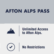 Epic Afton Alps Pass