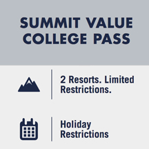 Summit Value College Pass