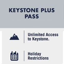 Keystone Plus Pass