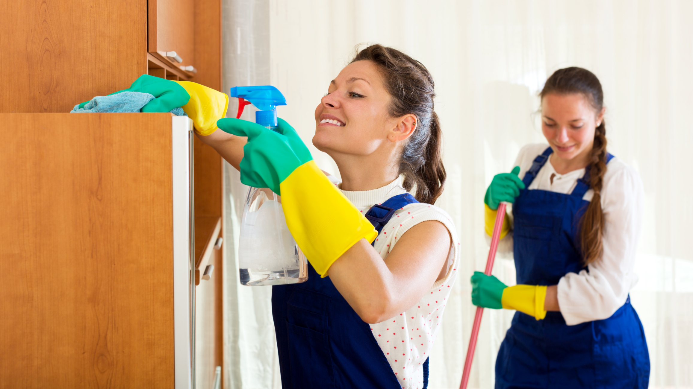Our maids, and cleaning ladies in Toronto, York, North York, and East York