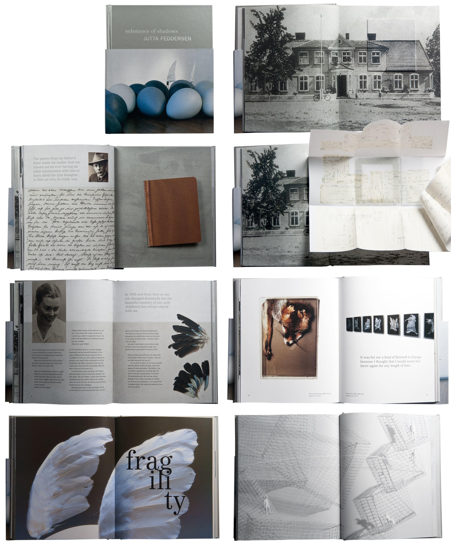 client   Murdoch Books   project  Substance of Shadows by Jutta Feddersen