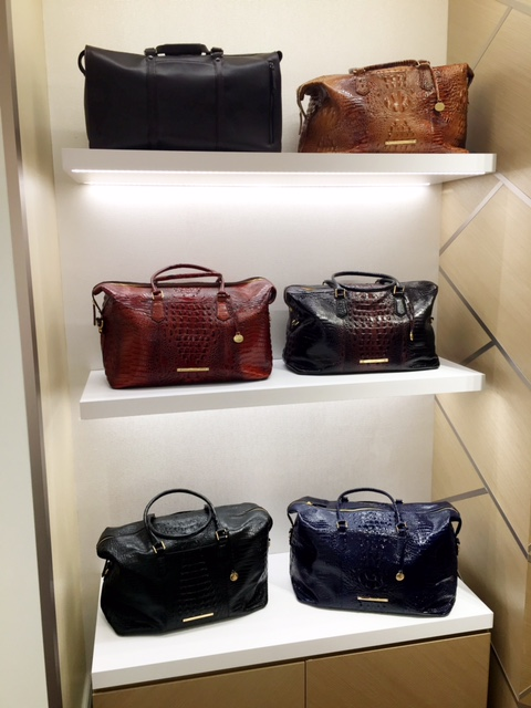 Travel in style with one of these Weekender bags, $495.