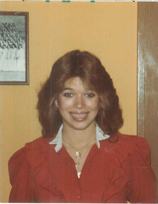 JANIT IN 1983 AT HER HOME OUTSIDE NEW YORK CITY. AS A TEENAGER SHE LOVED GOING INTO THE CITY TO ENJOY ALL THE MUSIC, ARTS AND THEATER.