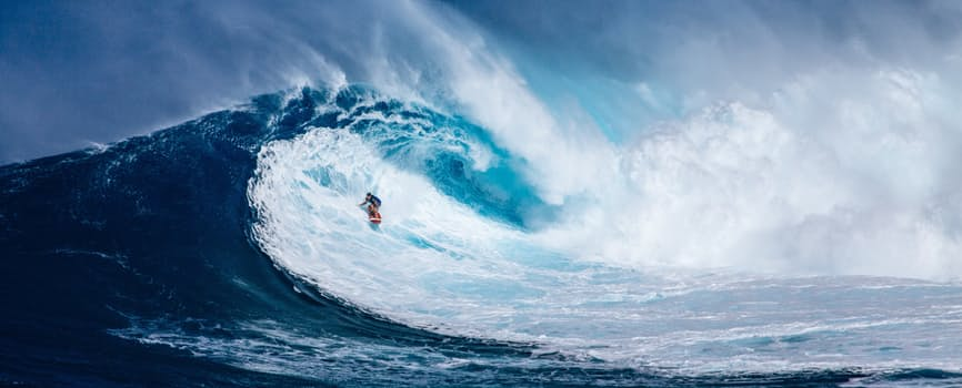 Surf's up at the Hawaii Five-O themed 80th anniversary party for the Mint Museum on March 3.