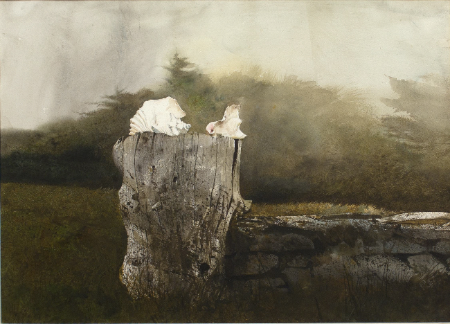 Jerald Melberg Gallery shows The Wyeth Family exhibit March 25-May 6.