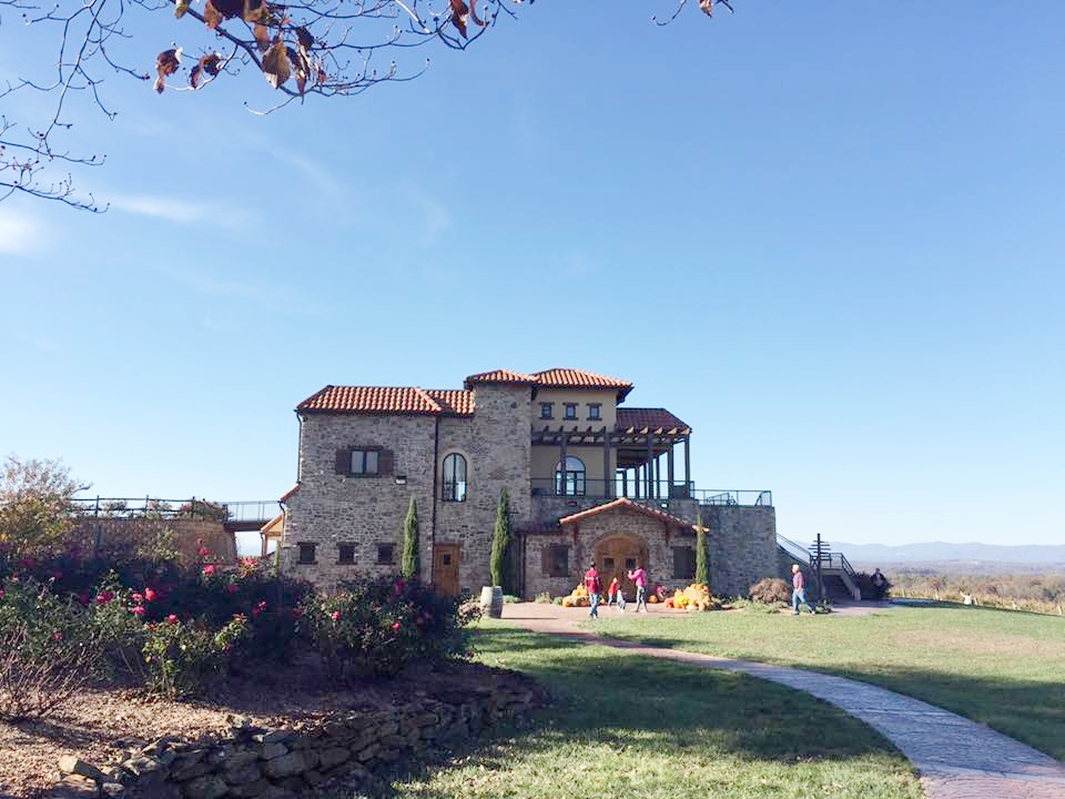 Raffaldini Vineyards in Ronda, N.C.,, home to the annual Festa Italiana on Sept. 16.