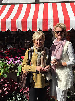 Weezie Glascock and Ginny Mabry of luxury small group travel agency Just Ladies Traveling are taking reservations now for an exciting trip in April to the Amalfi Coast and the Isle of Capri.
