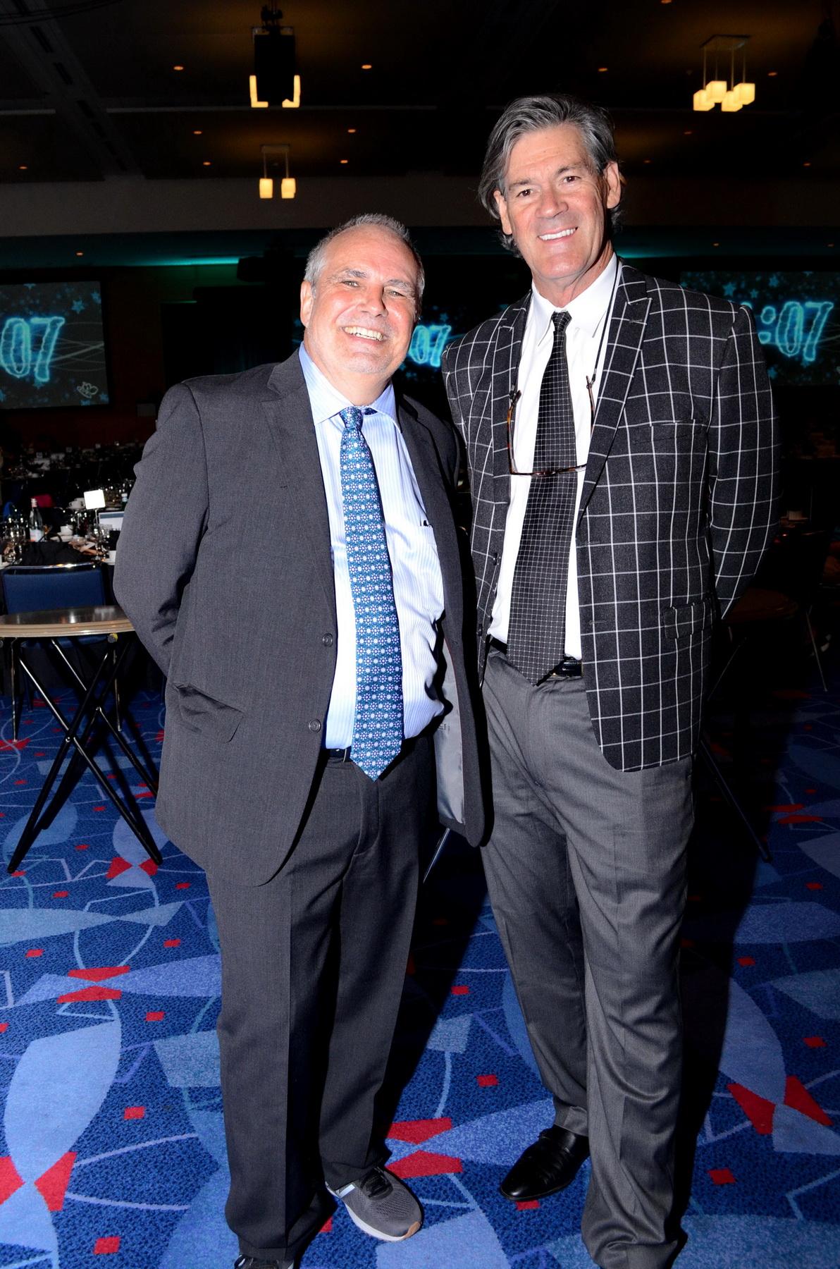 Chris Mapes and Michael Haun.