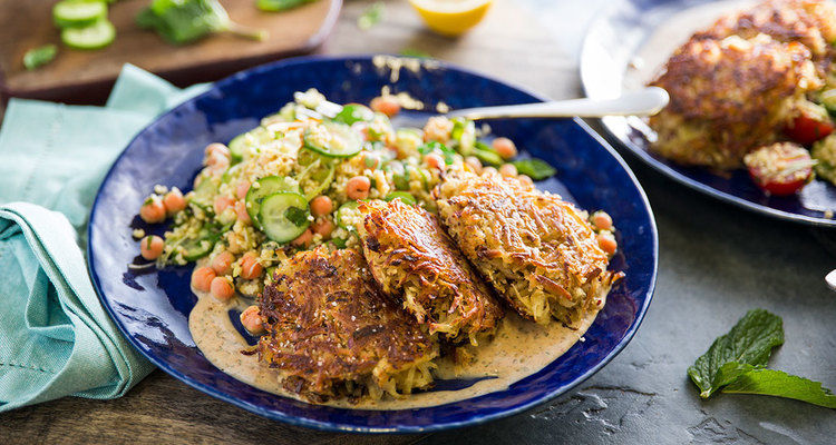 Tom Brady's new TB12 Performance Meals through the dinner delivery service Purple Carrot include offerings such as Japanese Lamb Fritters with Millet Tabbouleh and Lemon Yogurt