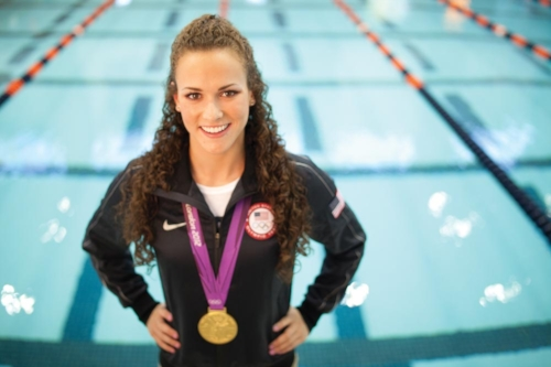 Olympic Medalist Lauren Perdue is part of the Women Of Valor fundraiser of Forest Hill Church.