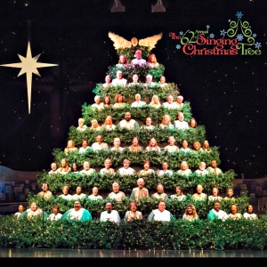 The 62nd Annual Singing Christmas Tree is Dec. 9-10 at Knight Theater.