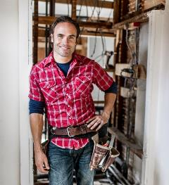 Matt Blashaw of HGTV's  Yard Crashers and  Vacation House for Free  will speak daily March 2-4 at the Southern Spring Home & Garden Show.