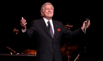 Legendary vocalist Tony Bennett performs March 15 at Ovens Auditorium with special guest Antonia Bennett.