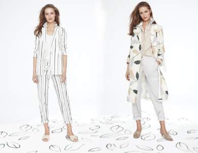 Shop Lafayette 148 New York's pre-Fall collection May 9-12 at Paul Simon Women at the Village at SouthPark.