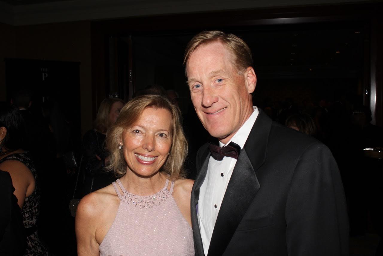 Debbie Miller and Tim Black