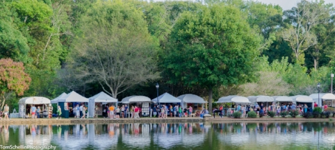 The 54th annual Festival in the Park is Sept. 21-23 at Freedom Park.  Photo courtesy of Tom Schellin Photography.