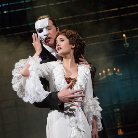The Charlotte Symphony Pops performs music from  Phantom of the Opera  and other Broadway hits Oct. 26-27 at Knight Theater.