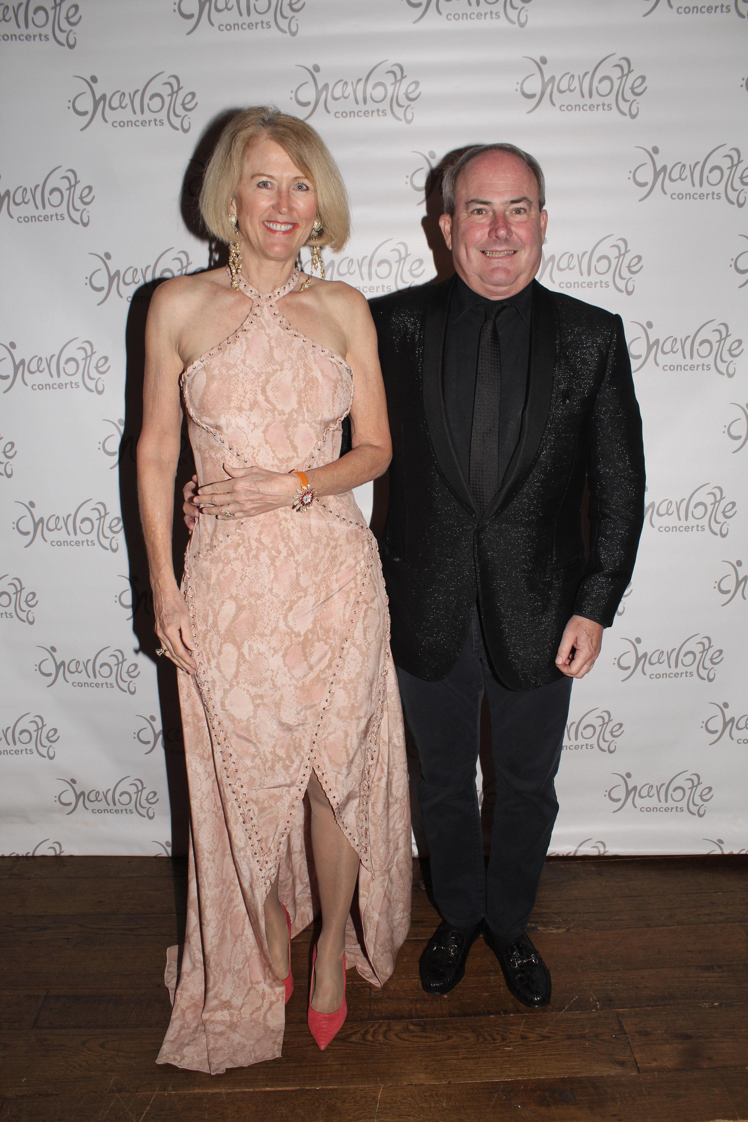 Pam and David Furr