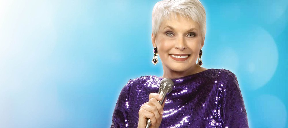 Comedian Jeanne Robertson, 75, brings her  Rocking Chai r tour to Knight Theater at 8 p.m. July 20.