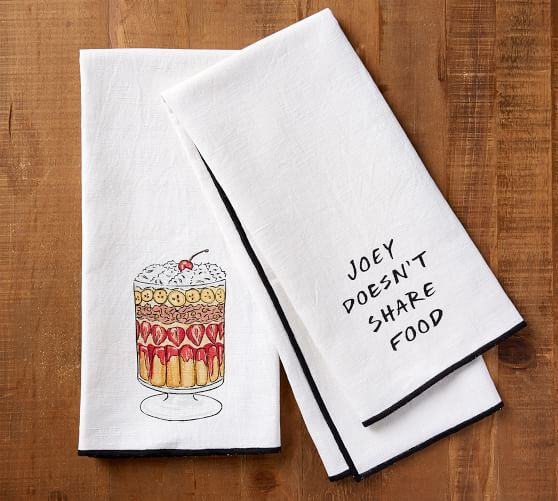 Tea Towel, set of two, $34.50