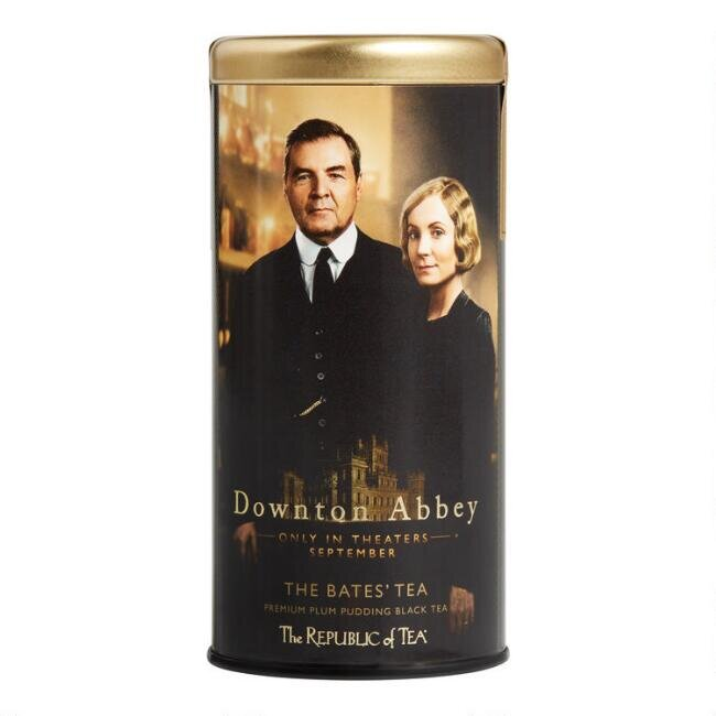 The Republic of Tea Downton Abbey The Bates' Tea, $12.99.