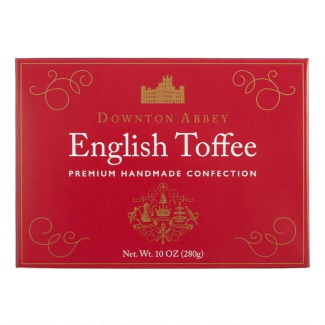 Downton Abbey English Toffee, $7.99.
