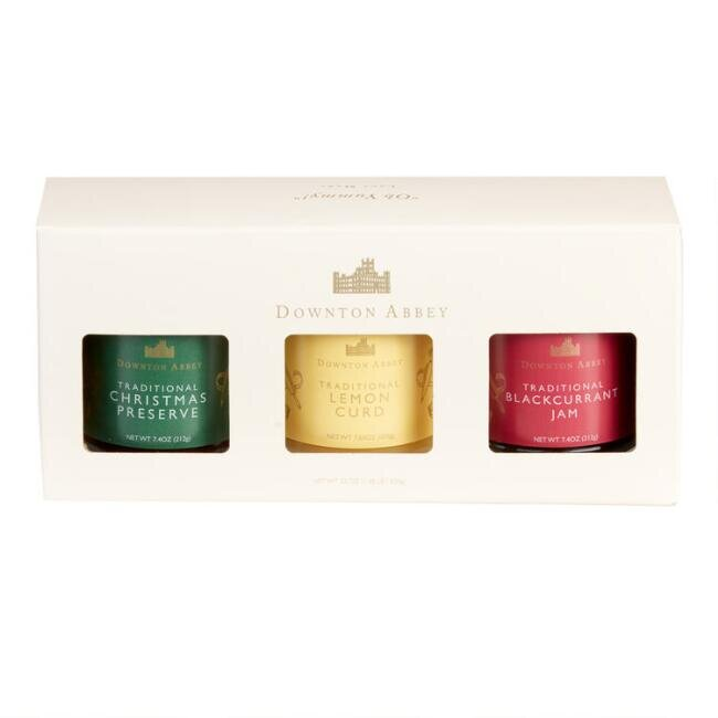 Downton Abbey Jam Gift Set, $16.99.