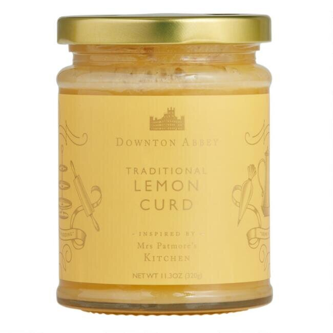 Downton Abbey Lemon Curd, set of two, $9.98.