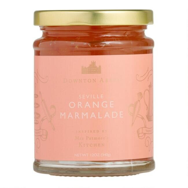 Downton Abbey Orange Marmalade, set of two, $9.98.