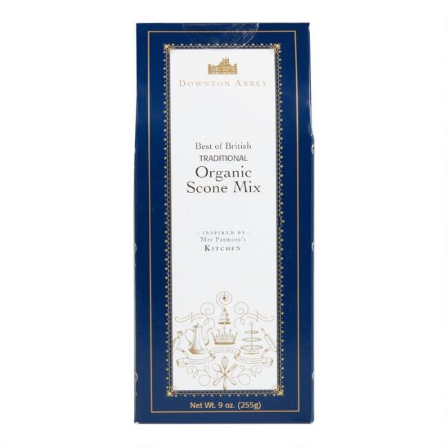 Downton Abbey Traditional Organic Scone Mix Set, $7.98.