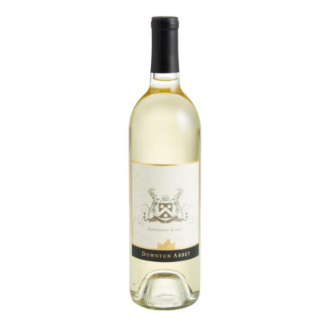Downton Abbey Sauvignon Blanc, $19.99.