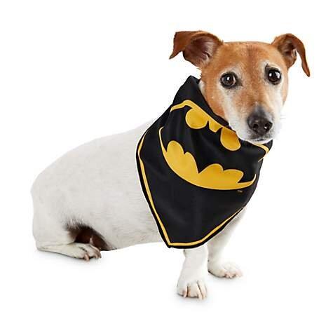 Justice League Batman Dog Bandana, $6.99 (was $9.99).