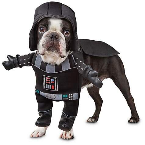 Darth Vader Illusion Dog Costume, $20.99 (was $34.99).