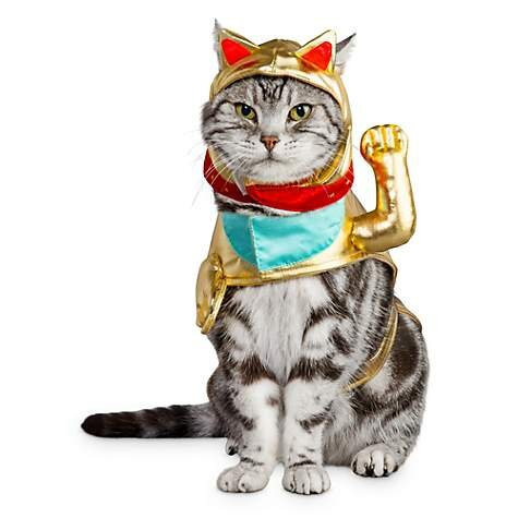 Lucky Cat Costume, $7.49 (was $14.99).