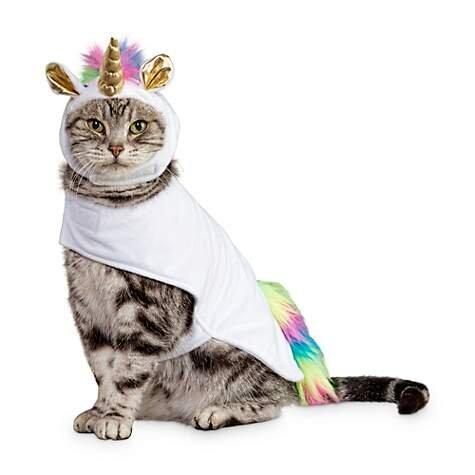 Caticorn Cat Costume, $7.49 (was $14.99).