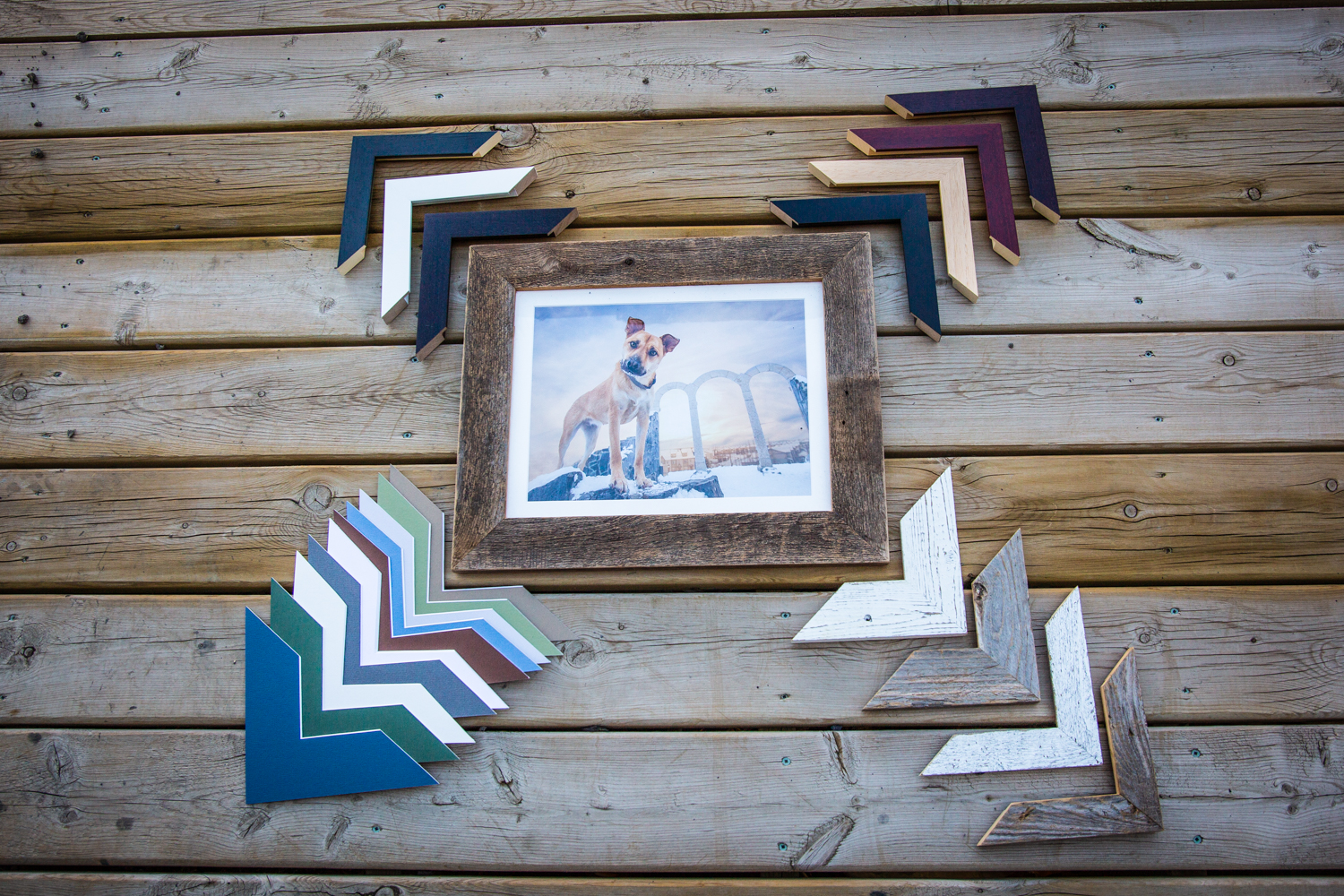 Double Barnwood Framed Image with white mount-2.jpg