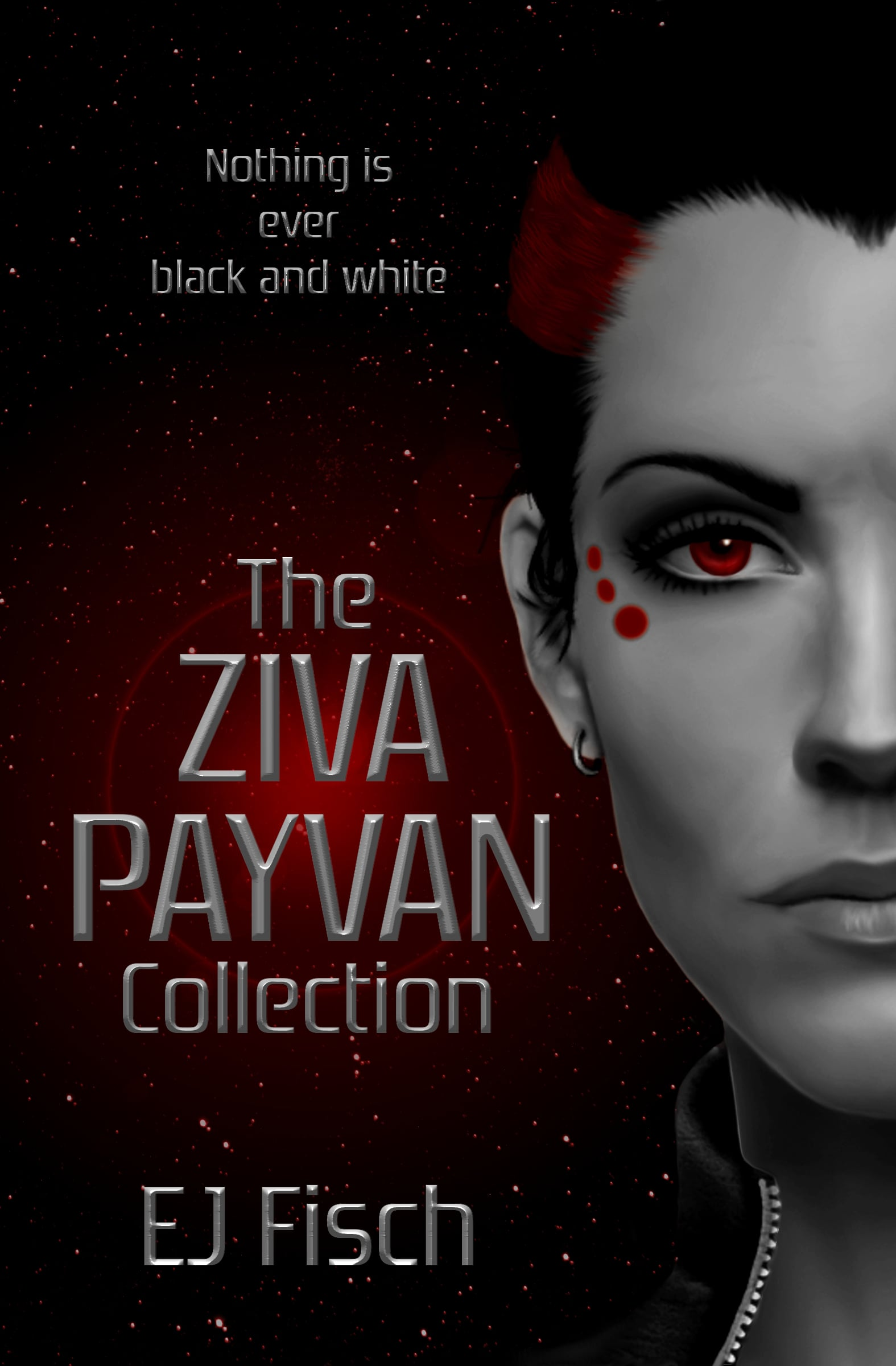 The Ziva Payvan Collection Cover (Old)