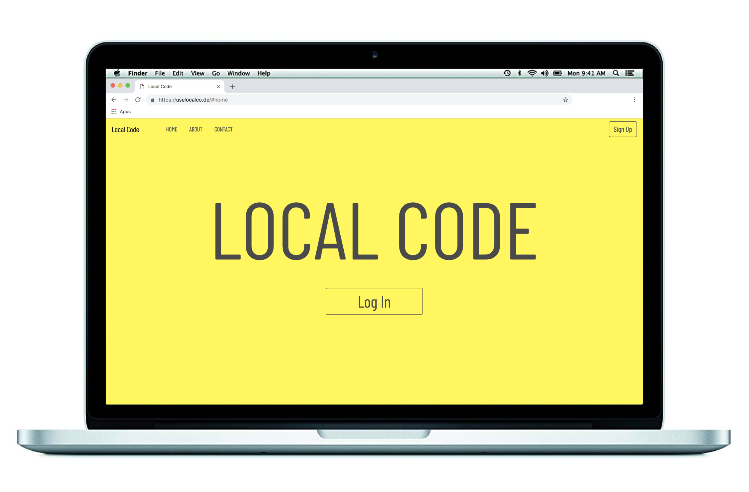 Local Code - Full stack web development | summer 2018