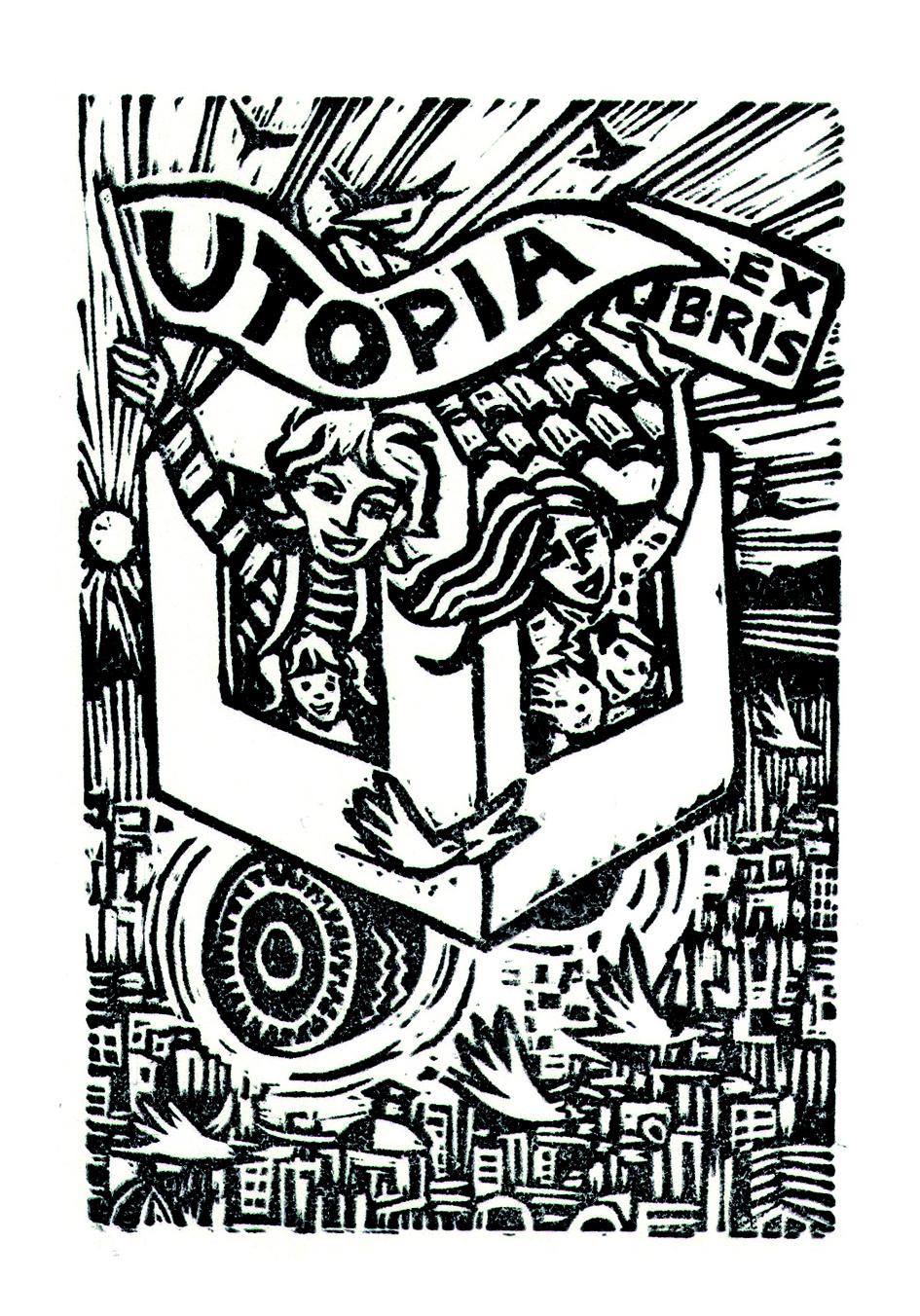 Ex-Libris Utopia