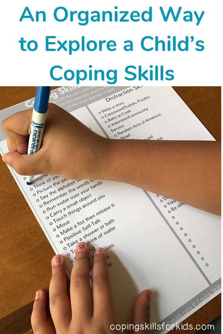 Using the Coping Skills Checklist Pin.png