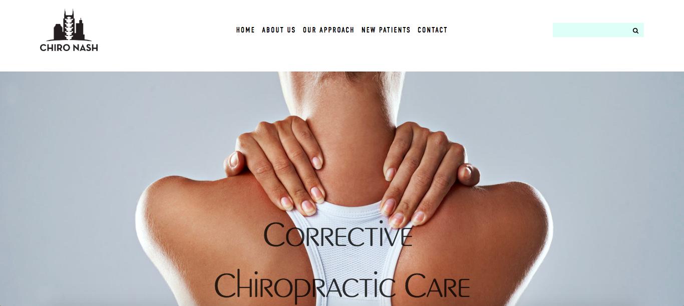 Chiro Nash | Chiropractic Practice