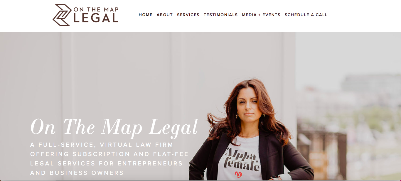 On The Map Legal | Virtual Law Firm