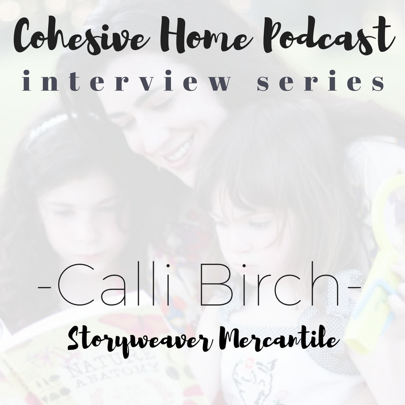 Interview Series | Calli Birch: Storyweaver Mercantile