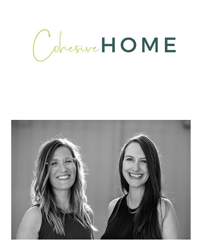 We have a NEW website! Melissa has been working so hard to redesign our home on the web and make it simpler and easier for you all. Starting tomorrow, we're also relaunching our Values + Home Tours series as well as regular intentional living essays. Head to our website (#linkinbio) to see the new design and sign-up for updates!  What do you think of the new design?