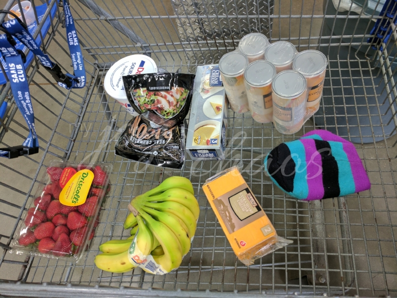 sams club groceries