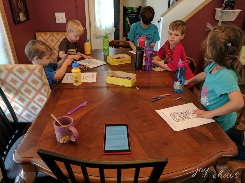 children's bible study